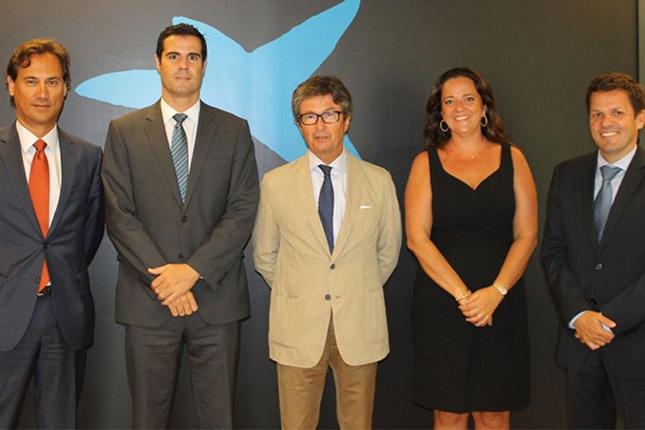 CaixaBank y la ZFT firman un acuerdo para captar inversión extranjera