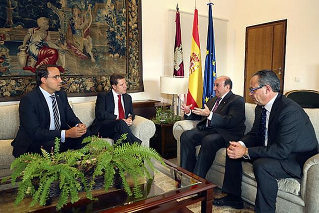 Globalcaja reitera su compromiso con Castilla-La Mancha