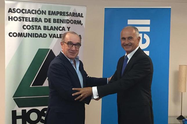 Banco Sabadell firma un acuerdo con HOSBEC