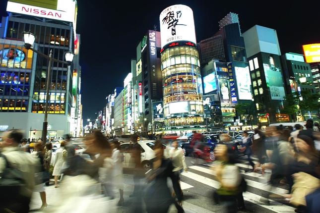 El PIB de Japón crece un 2,2% anual en el primer trimestre