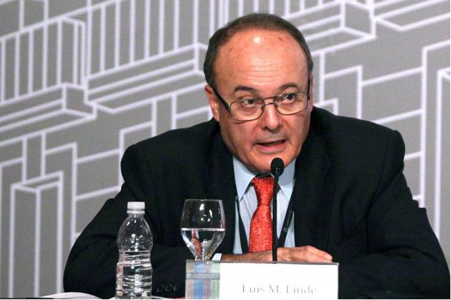 Linde: España podría crecer menos del 2,8%