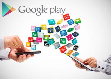 Publicidad en internet- Google lanza anuncios en Google Play