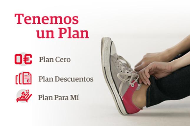 Popular cuenta con la colaboración de grandes empresas para 'Tenemos un Plan'