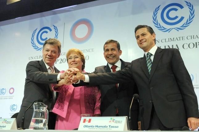 La Alianza del Pacífico aprueba protocolo que elimina aranceles