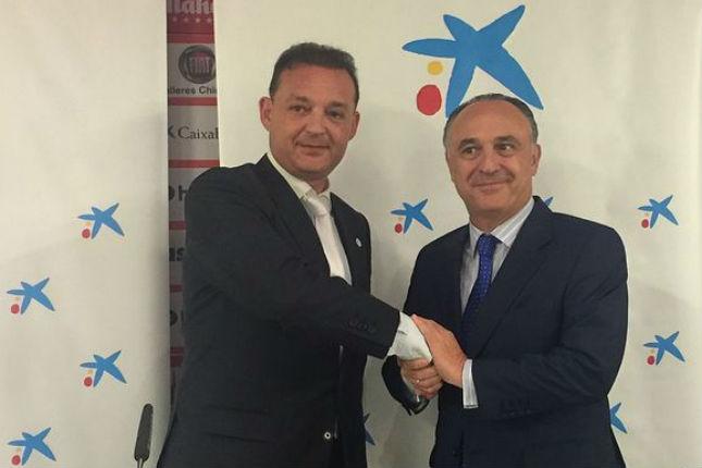 CaixaBank, nuevo patrocinador del Albacete Balompié