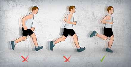 cintas de correr