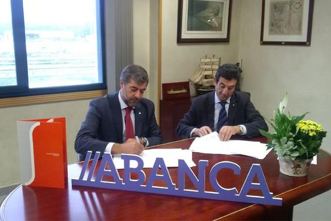 A Granxa y Abanca promueven el crédito para empresas