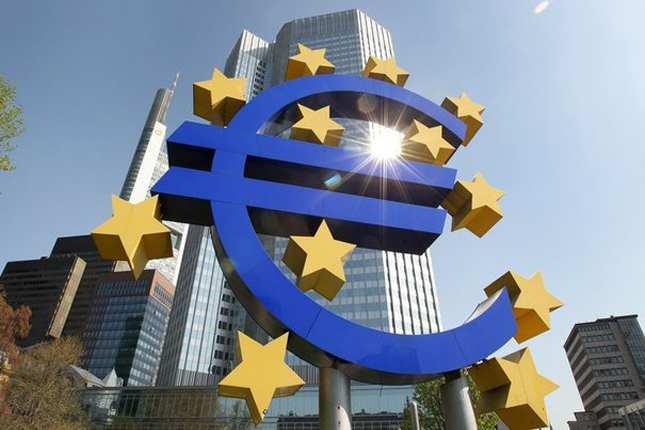 Los bancos centrales nacionales de la eurozona acumulan 490.000 millones