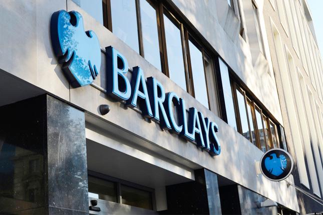 BBarclays gana 558 millones de euros hasta marzo