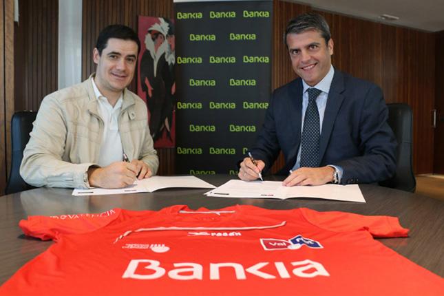 Bankia extiende su apoyo a la Pilota Valenciana