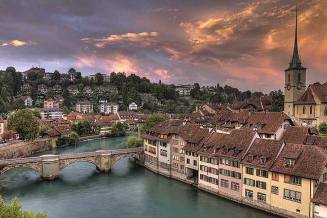 Suiza, la economía más fuerte y competitiva a nivel mundial