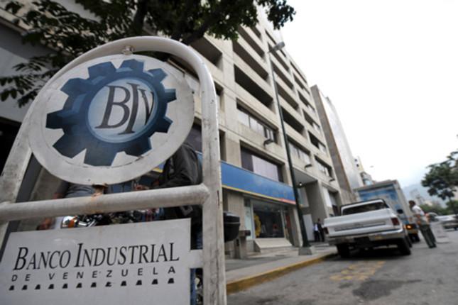 Banco Industrial de Venezuela traspasa cuentas a otras entidades