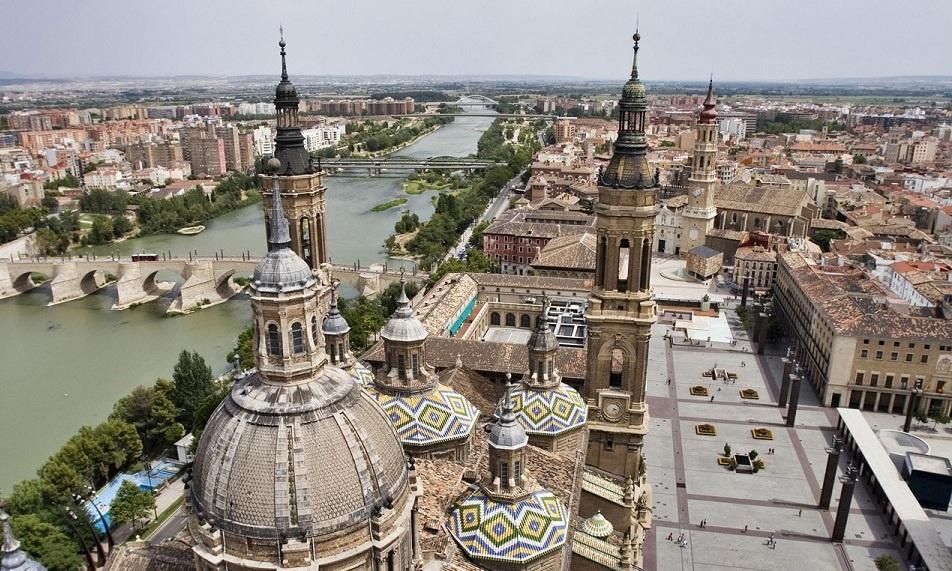 hoteles baratos en Zaragoza
