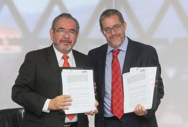 Banco Santander México, Universia y la UAM celebran 13 años de trabajo conjunto
