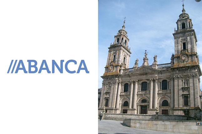 Abanca destina 50.000 euros para rehabilitar la Catedral de Lugo