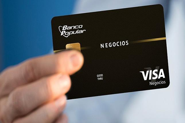 Banco Popular de Costa Rica lanza tarjeta de crédito para pymes