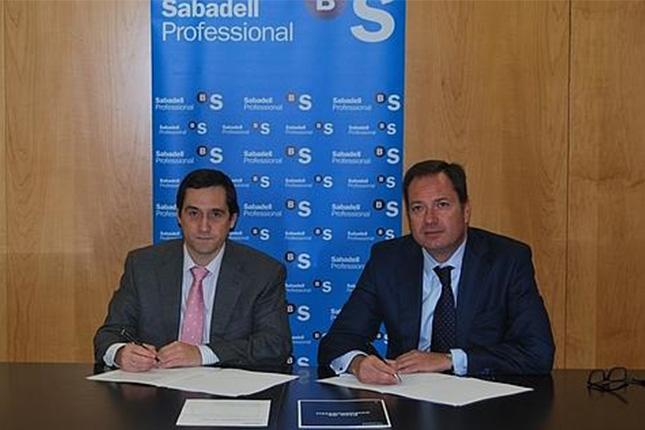 Banco Sabadell firma un acuerdo con el Colegio de Graduados Sociales de Valladolid