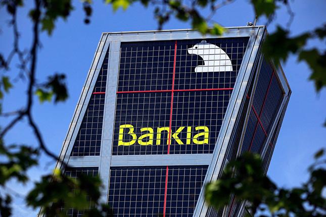 Bankia aprobará este martes un dividendo de 302 millones