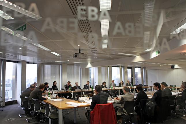 La EBA elimina algunos criterios en sus test de 2016