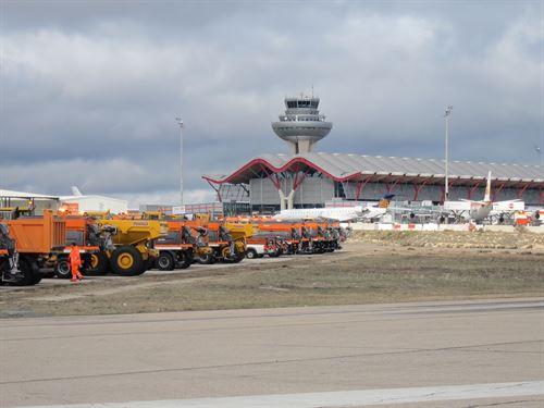 Aena activa el 'Plan Invierno' en 19 aeropuertos