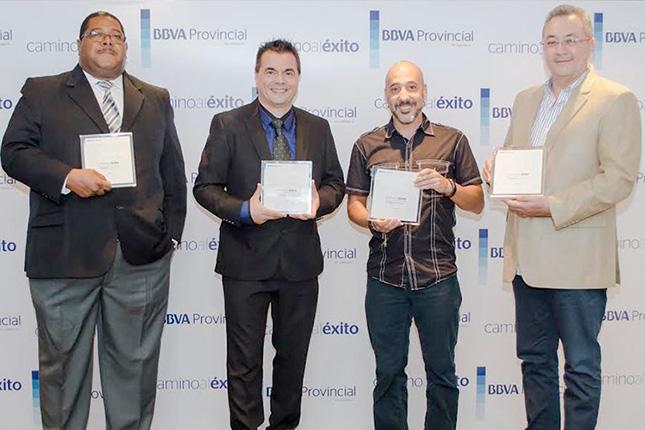 BBVA Provincial premia propuestas de PyMEs