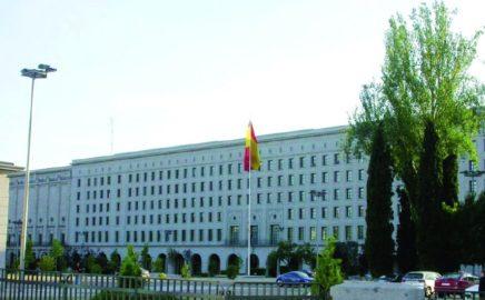 Ferrovial se encargará del mantenimiento del Ministerio de Fomento