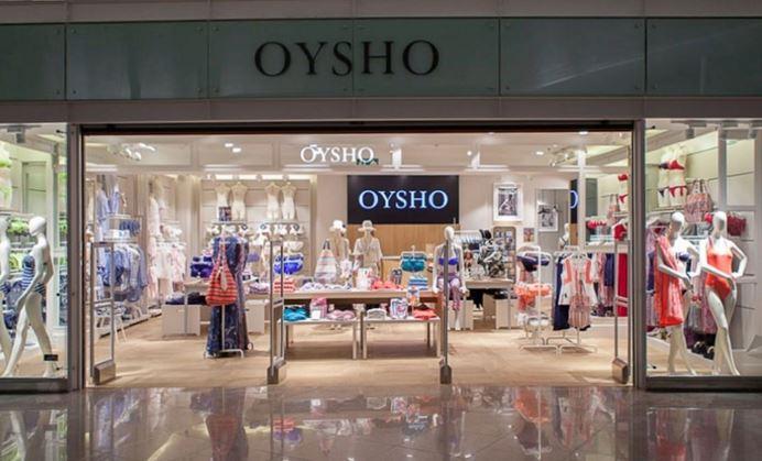 Inditex abre dos tiendas Oysho en Corea y Suecia