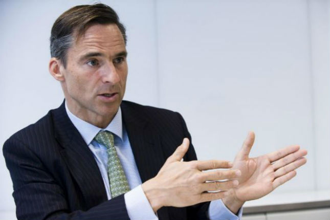 Francisco Rey, responsable de Corporate Finance (financiación corporativa) de BBVA