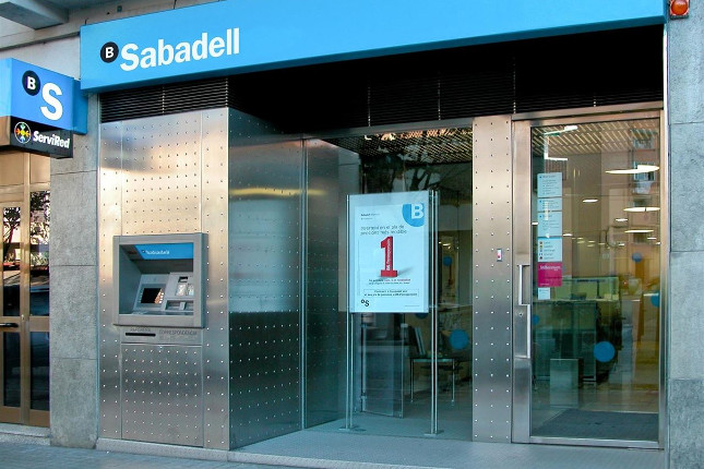 Banco Sabadell liquida 800 millones al FGD