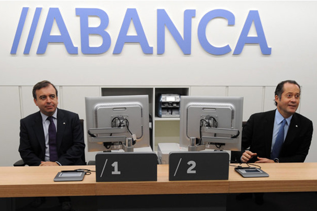 Abanca, Kutxabank y BFA-Bankia, los bancos con mayor colchón de capital