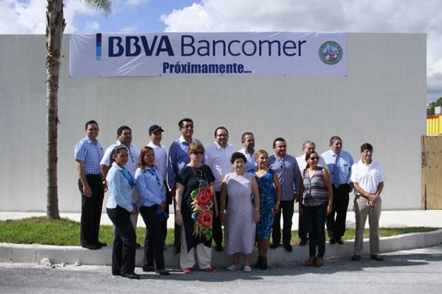 BBVA Bancomer inaugurará una sucursal en Puerto Morelos