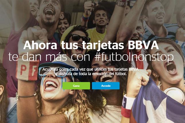 """BBVA Paraguay premia a sus clientes con la campaña """"Fútbol Non Stop"""""""