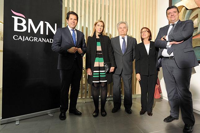 Bmn inaugura un centro de comercios y consumo en granada for Oficinas de bankia en granada
