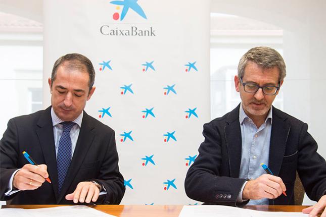 CaixaBank renueva su acuerdo con la Federación de Hostelería de Burgos