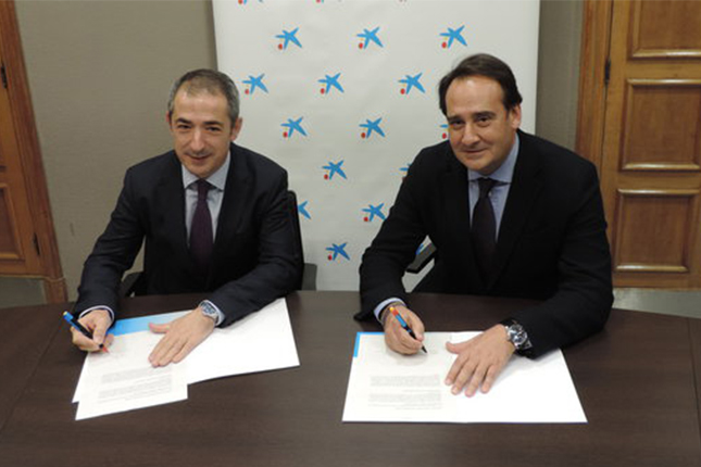 CaixaBank y Perfumerías Avenida firman un acuerdo