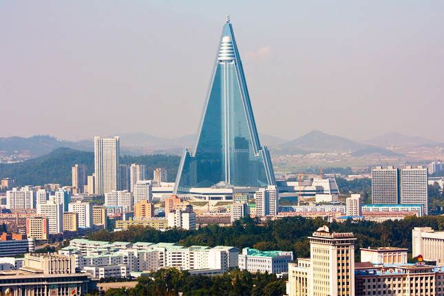 Corea del Norte celebra un foro bancario después de 25 años
