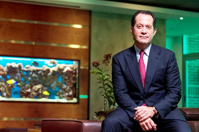 Juan Carlos Escotet, nuevo presidente de Abanca