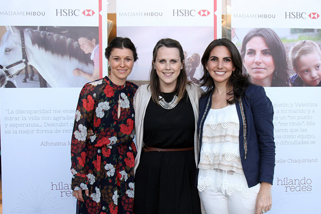 HSBC y Madame Hibou homenajean a mujeres reales