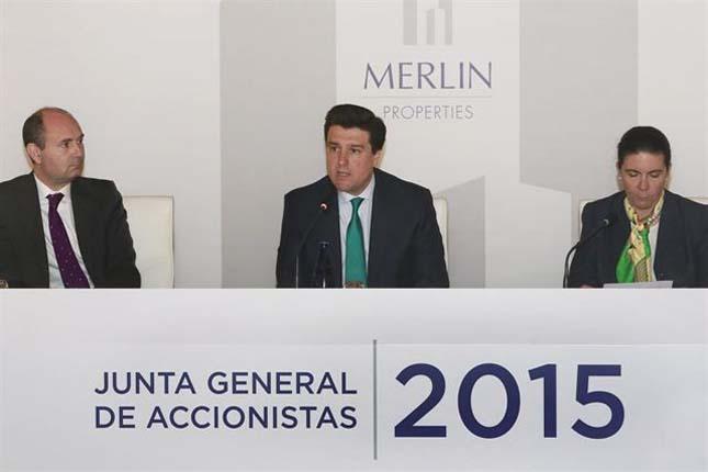 Merlín Properties entra en el Ibex