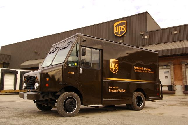 UPS operará la primera flota de drones de mensajería