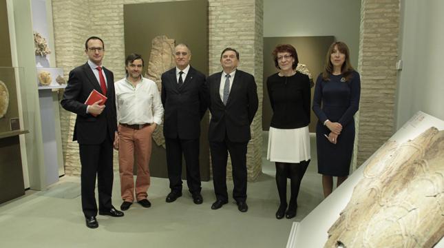 Banco Santander, patrocinador del nuevo Museo de Ciencias Naturales de la UNIZAR