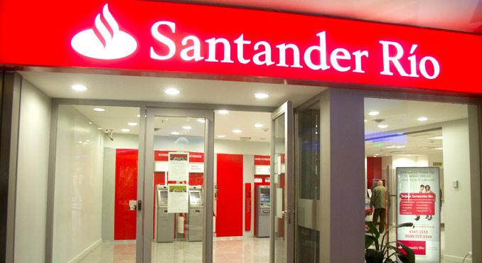 Banco santander rio mejor banco de argentina en 2015 for Sucursales banco santander valladolid
