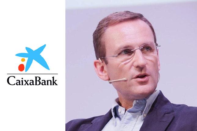 CaixaBank incorpora a Ignacio Moliner en su división de banca corporativa
