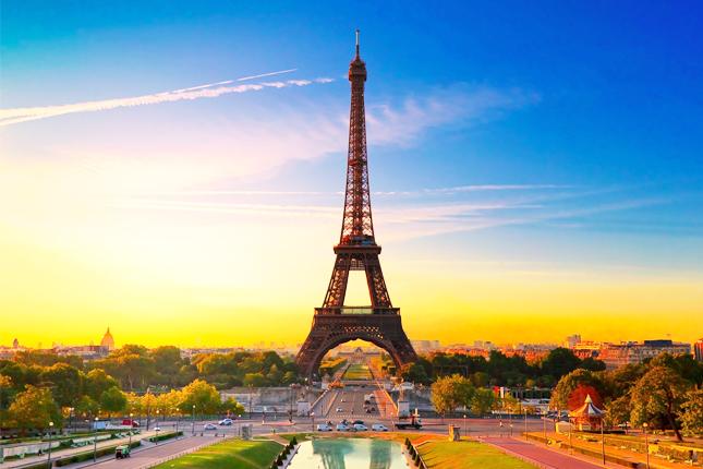 Francia: los precios caen un 1%