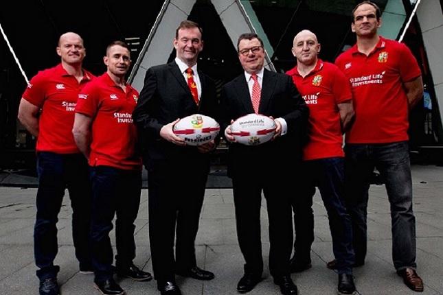 Standard Life releva a HSBC como principal patrocinador de los Lions