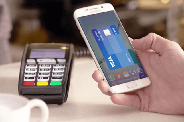 Samsung Pay alcanza los 100 millones de transacciones