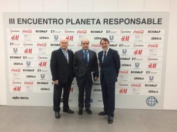 Acciona participa en el III Encuentro Planeta Responsable