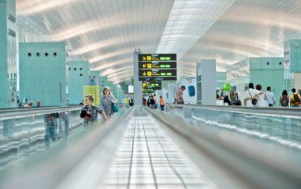 Aena registró 207 millones de pasajeros en 2015