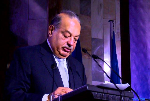 Carlos Slim se convierte en primer accionista de FCC