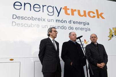 Fundación Gas Natural Fenosa organiza exposición itinerante sobre energía